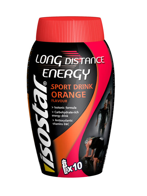 Isostar Long Distance Energy 790g Orange